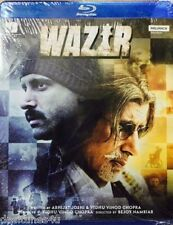WAZIR - OFFICIAL BOLLYWOOD BLU RAY *AMITABH BACHCHAN - FREE POST