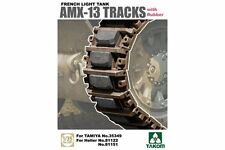 Takom TAKO2061 1/35 French Light Tank AMX-13 Tracks with Rubber