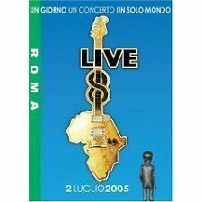 Live 8 : Italy (DVD)