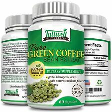 Green Coffee Bean Extract w/GCA - Energy & Fat Burning! ON SALE NOW!