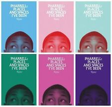 Pharrell: Places and Spaces I've Been-ExLibrary