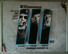 Cinema Poster: EXPENDABLES III, THE 2014 (Quad) Sylvester Stallone Jason Statham