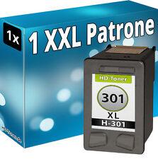 TINTE PATRONEN für HP DeskJet 2544 2547 2548 2549 3057A 3059A DRUCKER 301XL