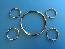 Daimler Conquest DJ250 Instrument Chrome Rim Set