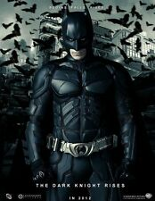 The Dark Knight Rises Batman Hot Movie Art Silk Poster 24x36inch