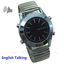 English Talking Watch for Blind or the Elderly or the Vision Impaired
