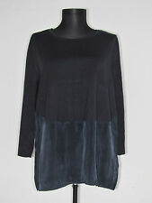 COS Women's Stunning Black Blouse Size: M