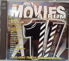 Various Artists (Soundtracks) - The No. 1 Movies Album (CD 1995)