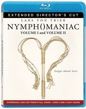 Nymphomaniac 1 & 2 Blu-ray