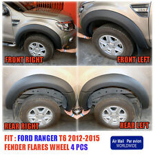 2011 2012 2013 2014 FIT FORD RANGER PX T6 FENDER FLARES FLARE WHEEL ARCH