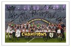 GERMANY 2014 WORLD CUP SQUAD AUTOGRAPH SIGNED PHOTO PRINT AUTOGRAMM SOCCER