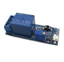 1PCS 5-30V Micro USB Power Delay relay Timer control module Trigger delay switch