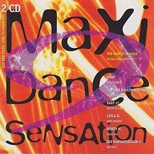 Maxi Dance Sensation 9 (1993) Snap, Captain Hollywood, East 17, Leila K.. [2 CD]