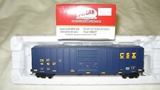 Atlas HO 50' FMC 5077 Box Car Early CSX CSXT #141637 Item #20003332
