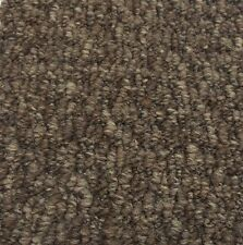 *SALE* 10mm THICK Hardwearing Brown Berber carpet remnant 3m x 4m *FREE DELIVERY