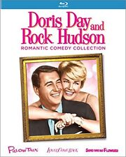 Doris Day and Rock Hudson Romantic Comedy Collection [Blu-ray]