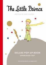 The Little Prince Deluxe Pop-Up Book ~ Saint-Exupery, Antoine de