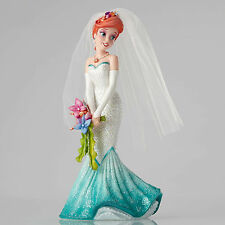 Disney Showcase Couture de Force The Little Mermaid ARIEL Wedding Bride Figurine