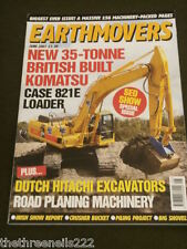 EARTHMOVERS - DUTCH HITACHI EXCAVATORS - JUNE 2007