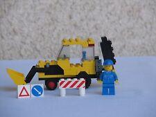 LEGO 6686 , Backhoe , Classic Town