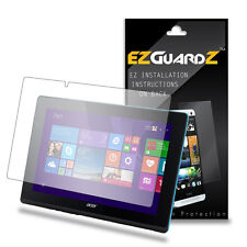 2X EZguardz LCD Screen Protector Cover HD 2X For Acer Aspire Switch 10 E SW3-013
