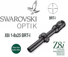 Swarovski Optik Z8i Riflescopes 1-8x24 - BRT-I 68104 Riflescope Hunting Scope