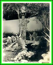 DIXIE DUNBAR - Original Vintage Photo - CANDID MOMENT AT HER HOUSE - 1937