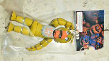 TOY MEXICAN FIGURE CHICA FIVE NIGHTS AT FREDDY'S ANIMATRONICS TERROR