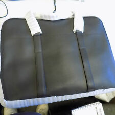 Genuine Landrover Black Premium Soft Leather Briefcase LRSLGTRXBRF New with tags