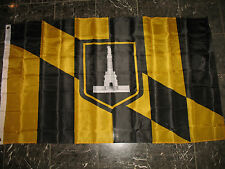 3x5 City of Baltimore Maryland Flag 3'x5' Banner Brass Grommets