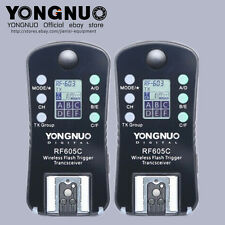YONGNUO RF605 = RF-602+ RF603 Wireless Flash Trigger for Nikon