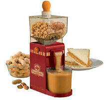 Nostalgia Electrics Homemade Peanut Butter Machine Nut Butter Maker NEW 1454