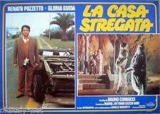 fotobusta 1982 LA CASA STREGATA-Renato Pozzetto-Gloria Guida-IT movie poster - 1