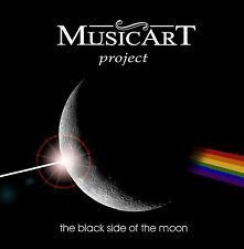 MUSICART PROJECT The black side of the moon. Necrodeath Mastercastle, Pink Floyd