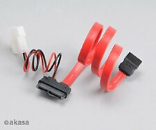 Akasa 40cm SATA cable for slimline opticals AK-CB050-40
