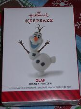 OLAF Disney Frozen Hallmark 2014 Ornament