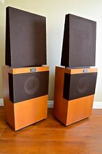 FOSTEX RP1001 SPEAKERS Near Mint Condition