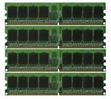 4GB (4x1GB) Memory PC2-5300 LONGDIMM For HP Pavilion Media Center a1630n