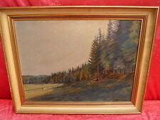 Emebellecedor,antiguo pintura__Montes de oscuridad Thüringen__Walter Cleff