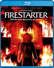 Firestarter (Collector's Edition) 826663173970 (Blu-ray Used Very Good)