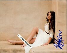 "MADISON PETTIS ""THE FOSTERS"" IN PERSON SIGNED 8X10 COLOR PHOTO 2"