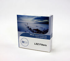 Lee SW150 105mm Screw-In Adapter Ring. Brand New, just introduced!