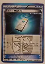 Colress Machine 119/135 Pokemon B&w tormenta entrenador tarjeta Lp Plasma