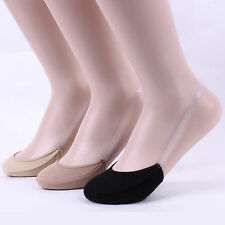 SLING BACK SOCKS 3pairs(3colors)=1pack women woman no show invisible [AUFGTC]