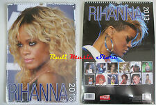 CALENDARIO 2013 RIHANNA SEALED sigillato cd dvd lp mc tour live
