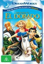 The Road to El Dorado DVD NEW