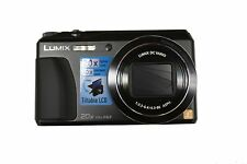 Panasonic DMC-ZS35K 16.1 MP Digital Camera with Bonus 16GB Memory Card and Case