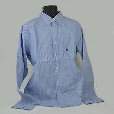 Abercrombie Fitch Mens XXL 2XL Muscle Shirt Long Sleeve Blue New