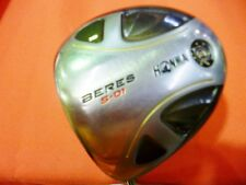 Left-handed 3star 2011model HONMA BERES S-01 10deg R-FLEX DRIVER 1W Golf Clubs