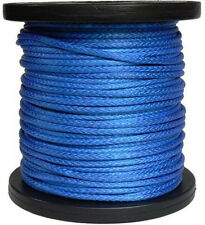 "3/16"" x 300' Dyneema Synthetic Winch Rope/Cable for ATV UTV Offroad Recovery"